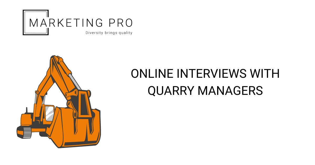 Quarry Managers
