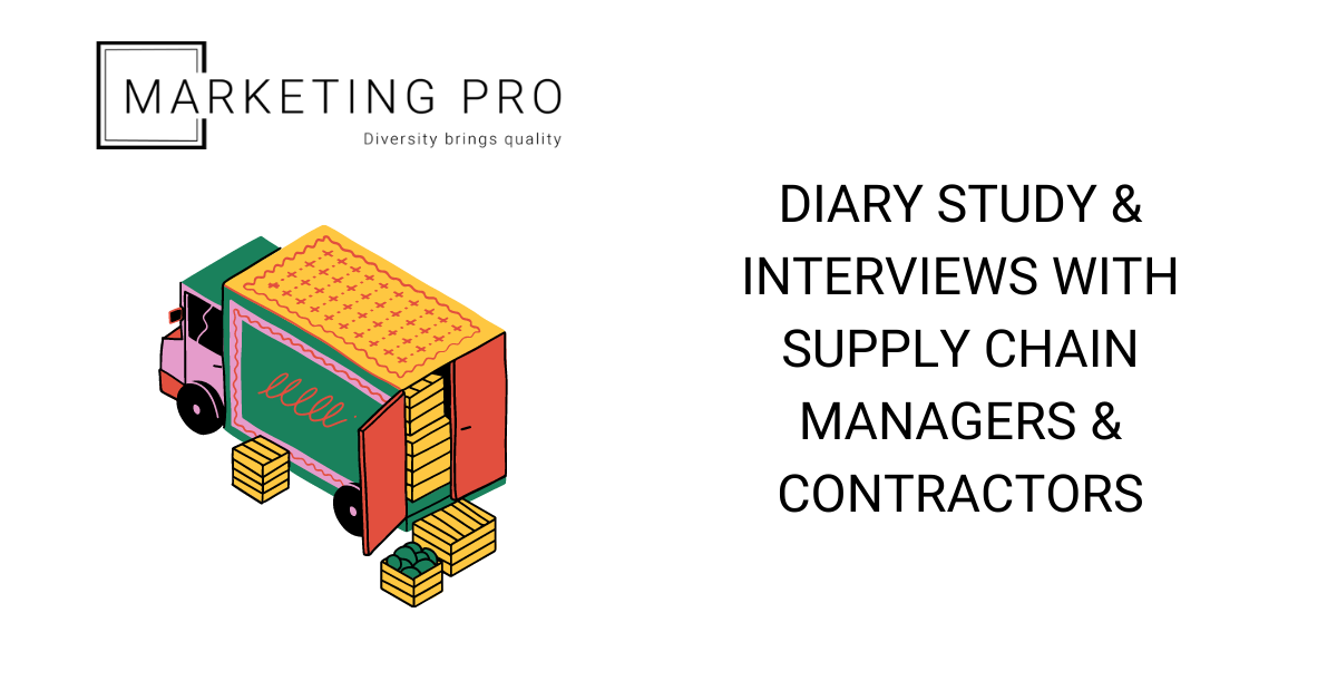 Supply Chain Managers & Contractors